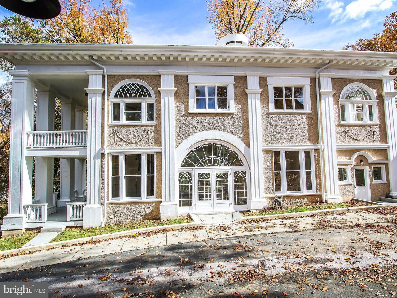 Частный односемейный дом для того Продажа на 21 DEWITT Court 21 DEWITT Court Silver Spring, Мэриленд 20910 Соединенные Штаты