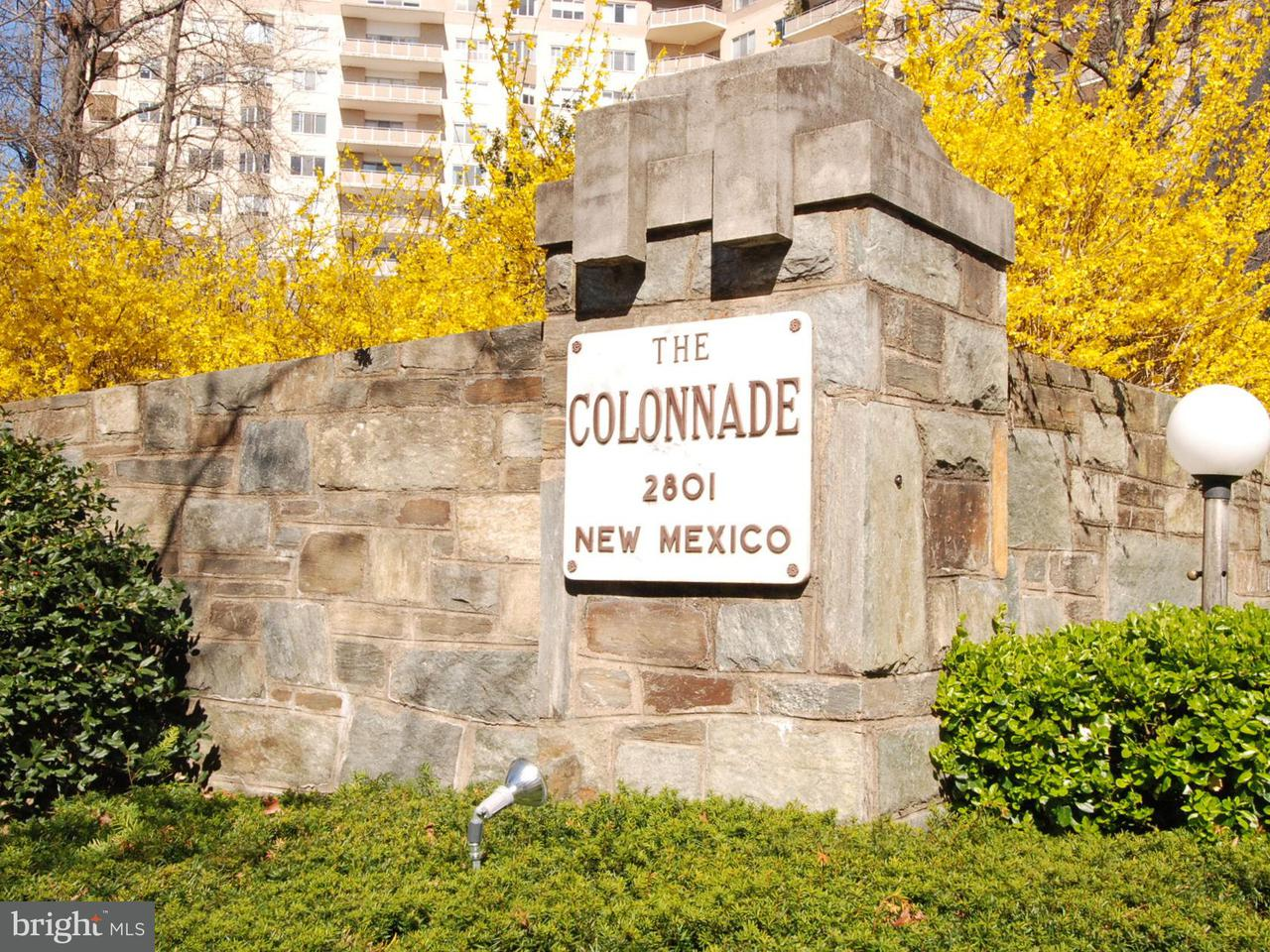Condominium for Sale at 2801 New Mexico Ave NW #1118 Washington, District Of Columbia 20007 United States