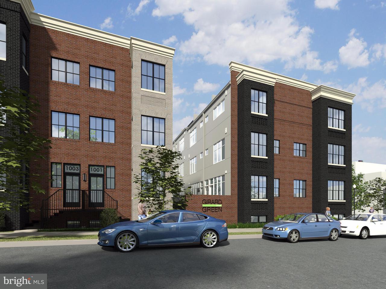 共管式独立产权公寓 为 销售 在 2802 SHERMAN AVE NW #A 2802 SHERMAN AVE NW #A 华盛顿市, 哥伦比亚特区 20001 美国
