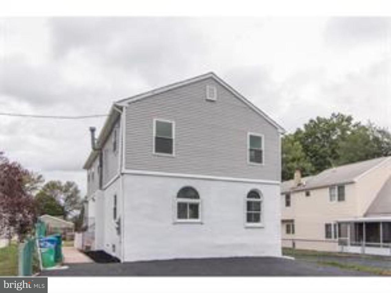 Duplex for Rent at 1122 2ND Avenue Croydon, Pennsylvania 19021 United States