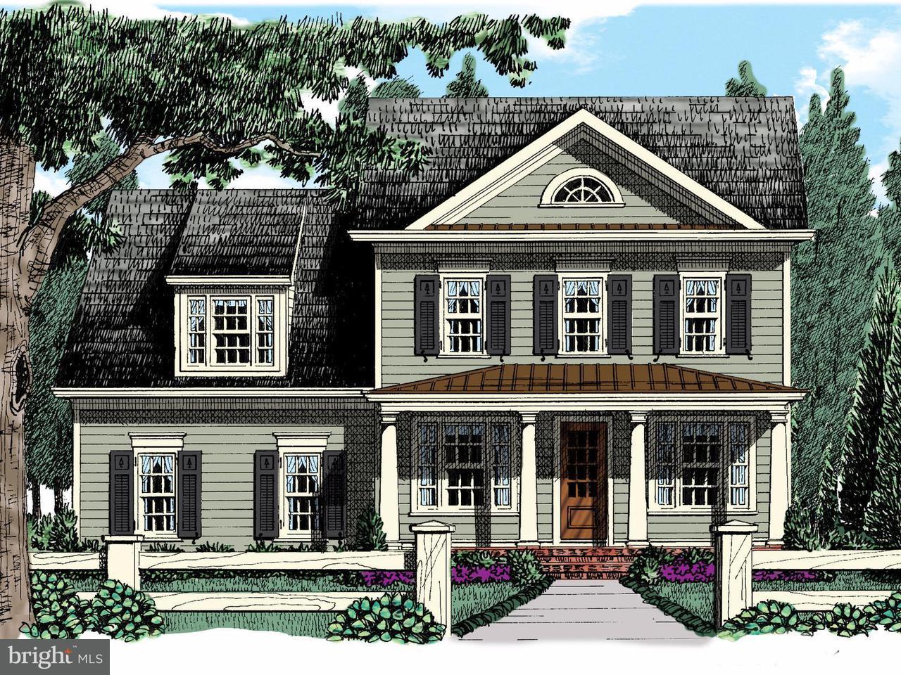 Maison unifamiliale pour l Vente à 2587 CONWAY Road 2587 CONWAY Road Odenton, Maryland 21113 États-Unis