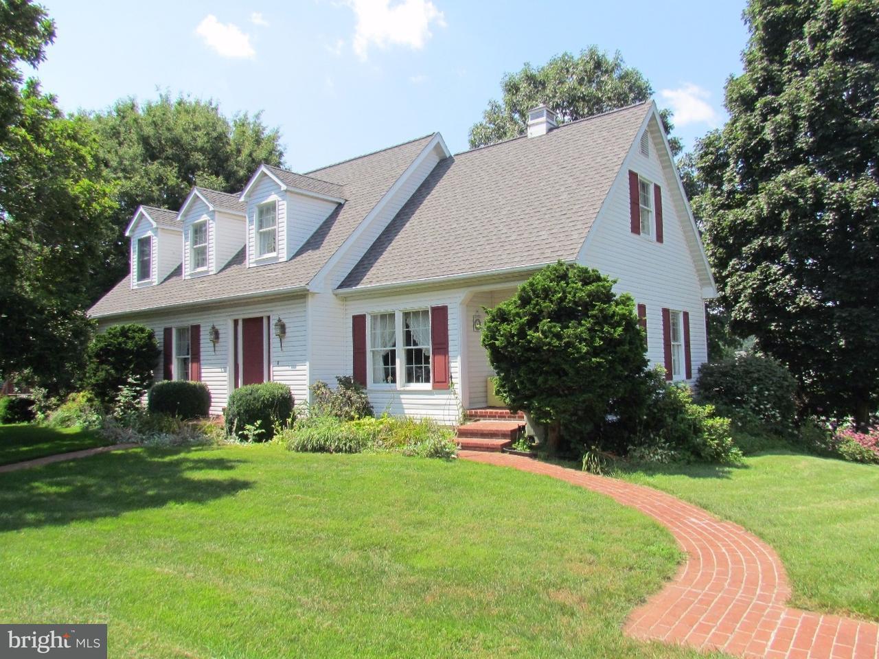Maison unifamiliale pour l Vente à 52 HILL Road Denver, Pennsylvanie 17517 États-Unis