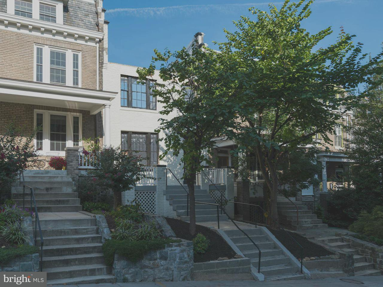 Townhouse for Sale at 2910 18TH ST NW 2910 18TH ST NW Washington, District Of Columbia 20009 United States