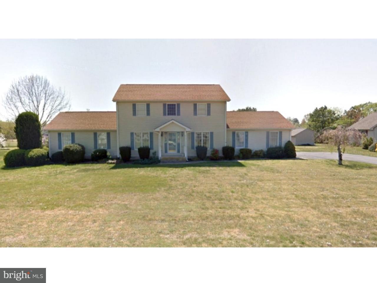 Maison unifamiliale pour l Vente à 7 PRINCETON Road Milford, Delaware 19963 États-Unis