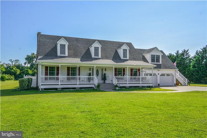 Single Family for Sale at 3607 Fox Run Rd East New Market, Maryland 21631 United States