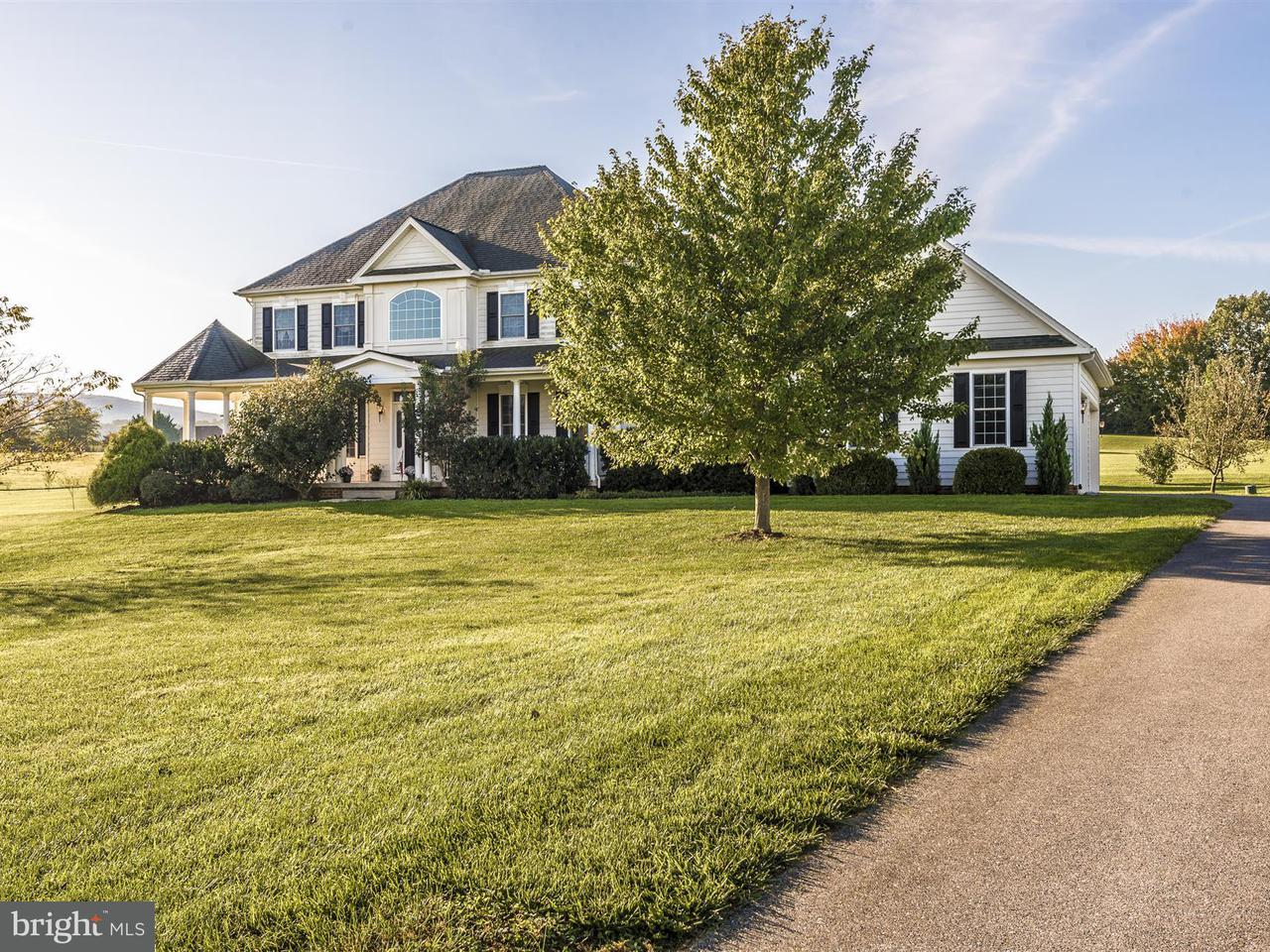 Single Family Home for Sale at 20111 WEST STONE Court 20111 WEST STONE Court Keedysville, Maryland 21756 United States