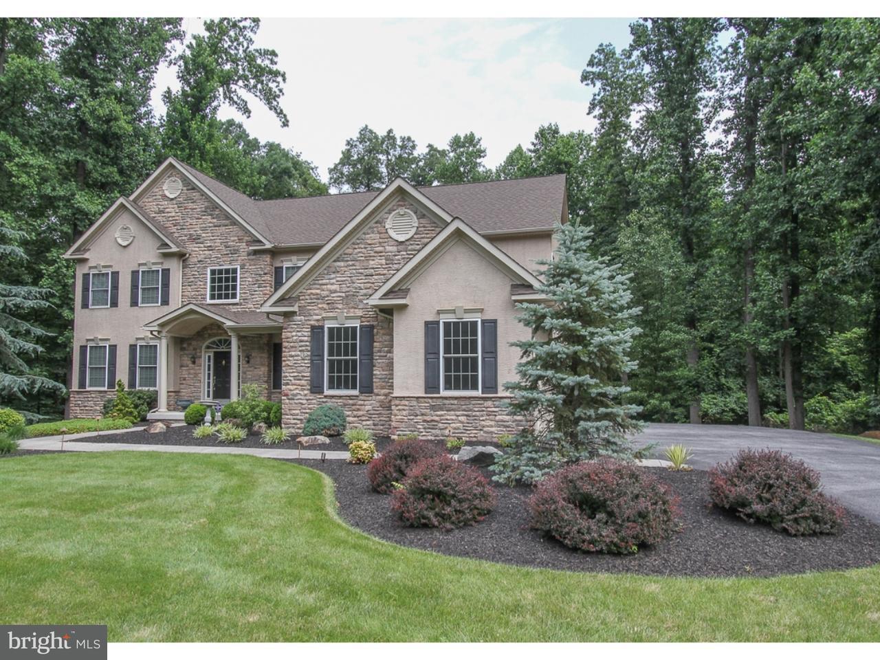 独户住宅 为 销售 在 27 FORREST GLEN Drive Limerick, 宾夕法尼亚州 19468 美国