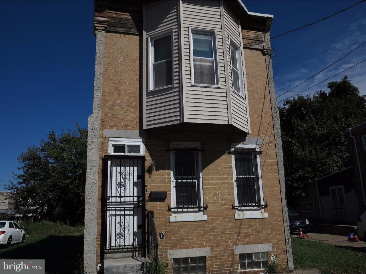 Single Family Home for Rent at 1113 LIBERTY Street Camden, New Jersey 08104 United States