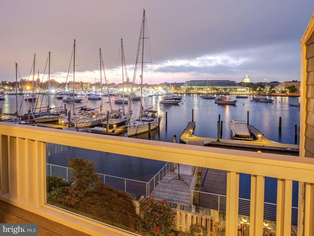 Townhouse for Sale at 306 FIRST Street 306 FIRST Street Annapolis, Maryland 21403 United States