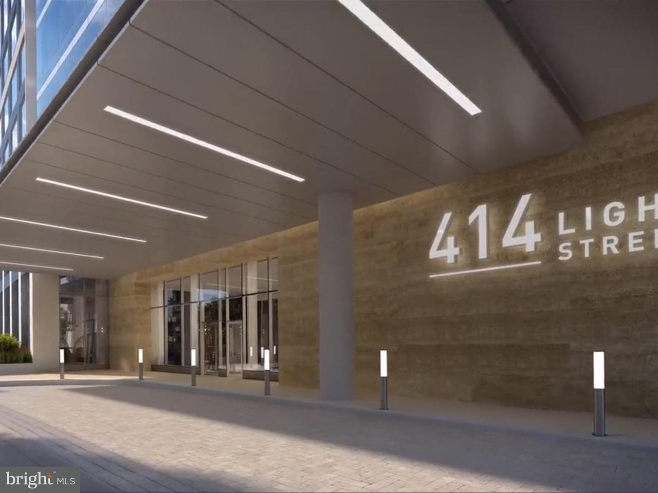 Condominium for Rent at 414 Light St #411 Baltimore, Maryland 21202 United States