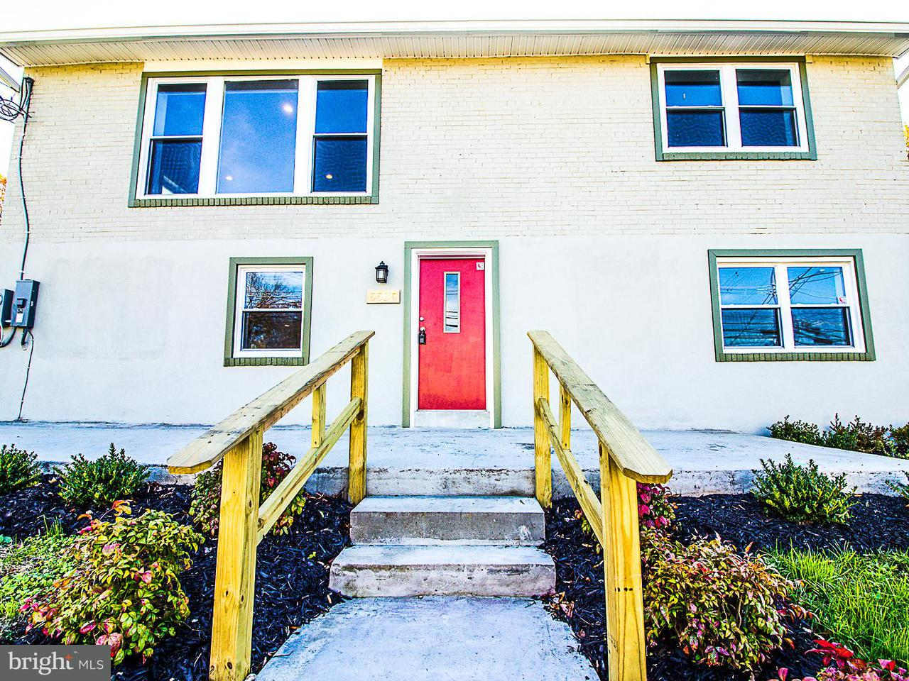 Single Family Home for Sale at 5535 SHERIFF Road 5535 SHERIFF Road Fairmount Heights, Maryland 20743 United States