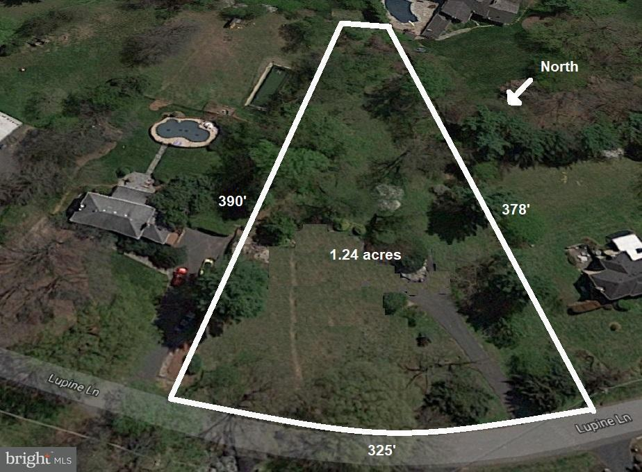 Land for Sale at 6903 LUPINE Lane 6903 LUPINE Lane McLean, Virginia 22101 United States