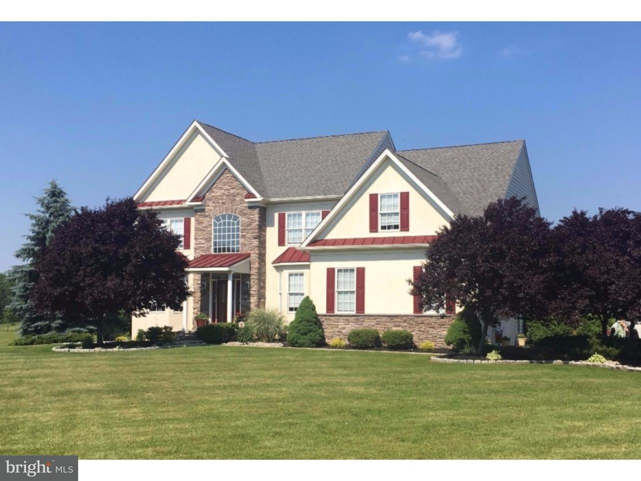 Single Family Home for Sale at 311 SCHOLLS SCHOOL Road Richlandtown, Pennsylvania 18951 United States