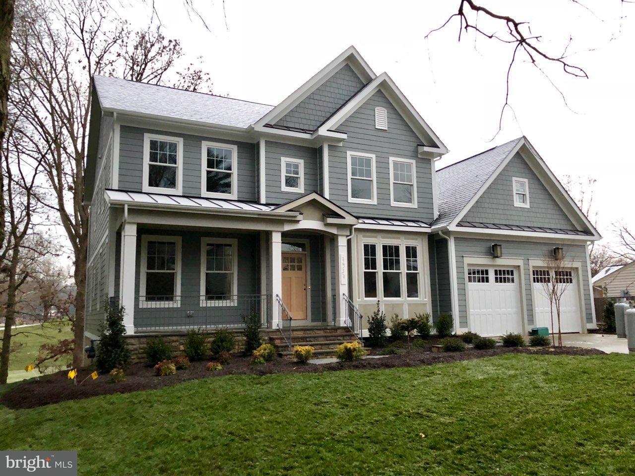 Eensgezinswoning voor Verkoop een t 7937 Jansen Drive 7937 Jansen Drive Springfield, Virginia 22152 Verenigde Staten
