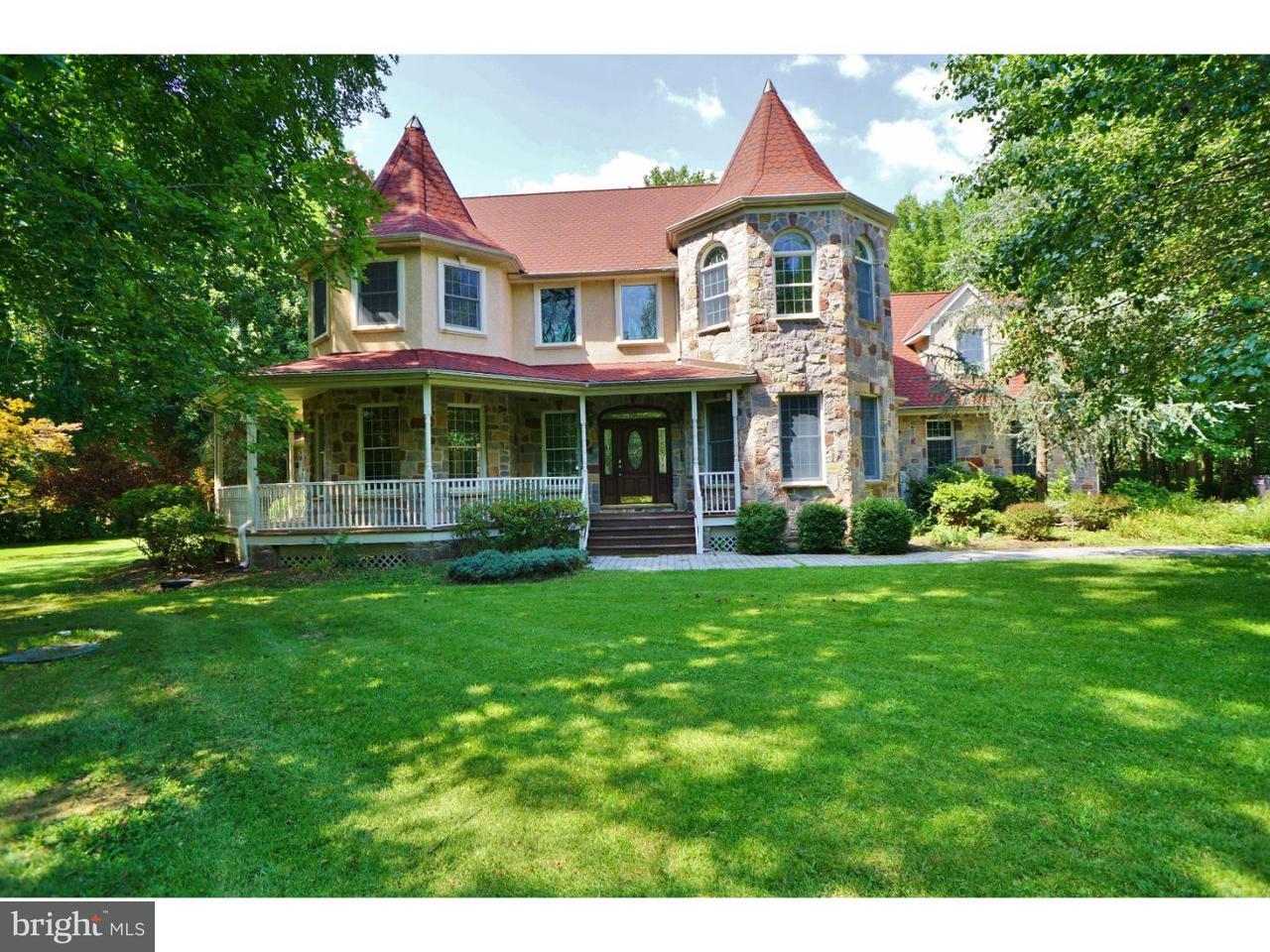 Maison unifamiliale pour l Vente à 4 INDIAN Trail Wenonah, New Jersey 08090 États-Unis