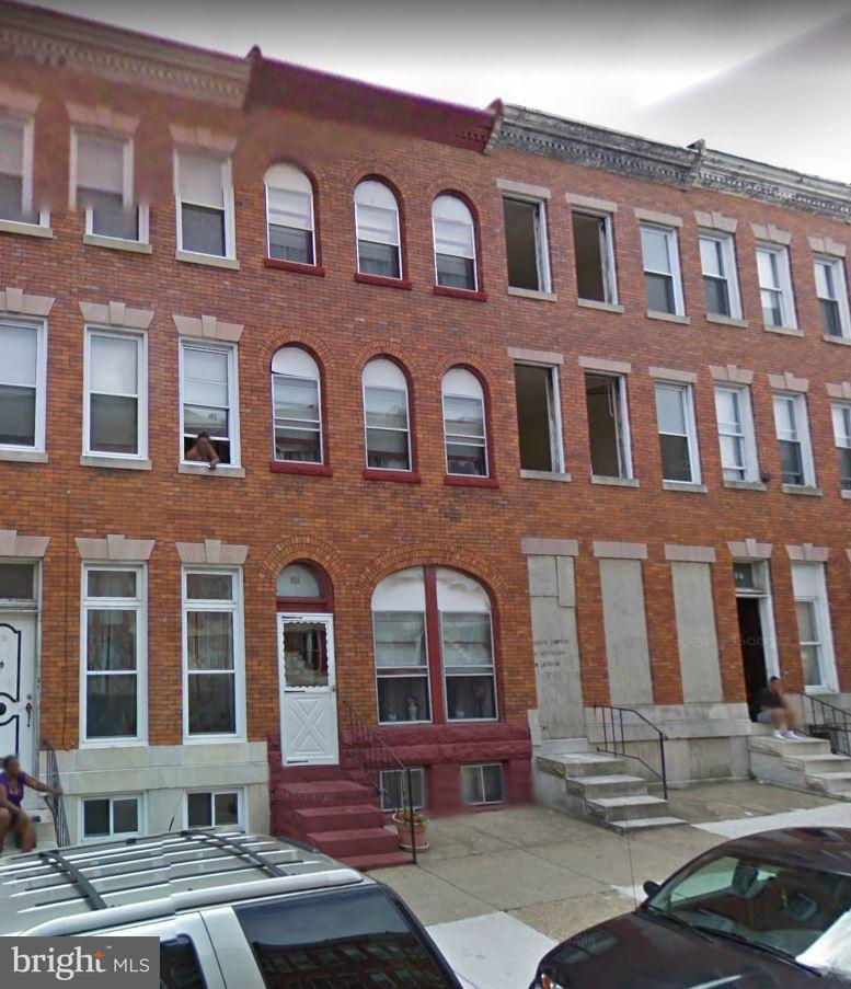 Single Family for Sale at 711 E 21st St Baltimore, Maryland 21218 United States