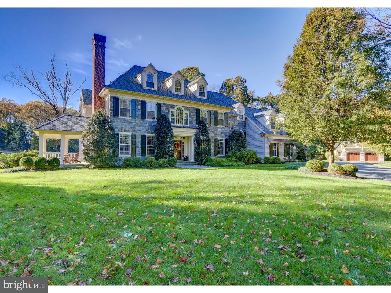 Single Family Home for Sale at 415 TIMBER Lane Newtown Square, Pennsylvania 19073 United States