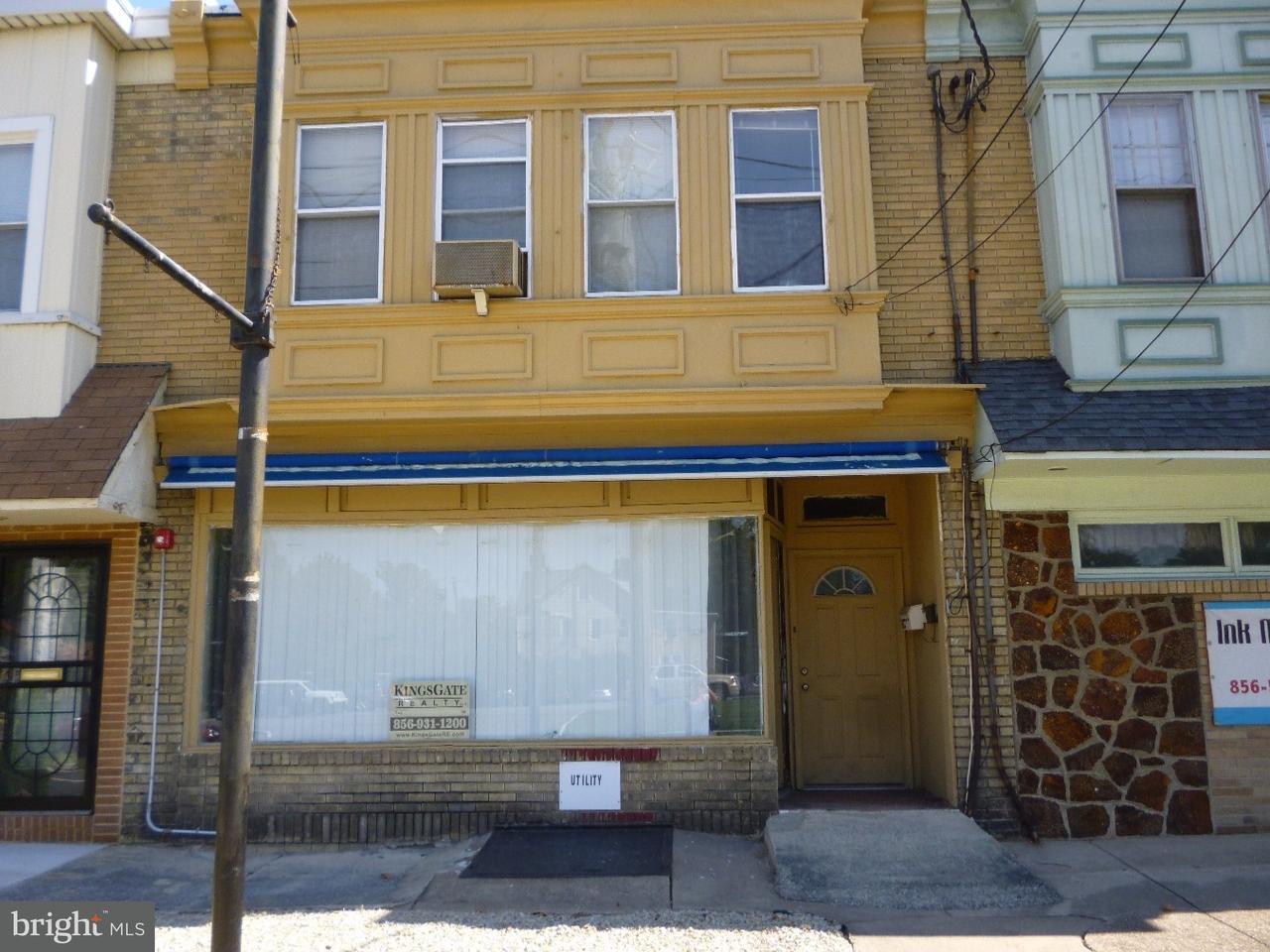 Частный односемейный дом для того Продажа на 305 S WHITE HORSE PIKE Audubon, Нью-Джерси 08106 Соединенные Штаты