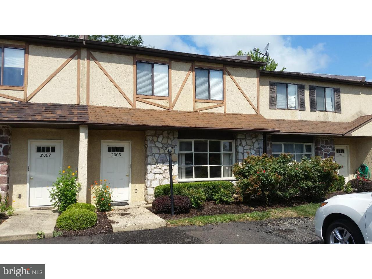 Duplex pour l à louer à 2005 JASON DR #A Huntingdon Valley, Pennsylvanie 19006 États-Unis