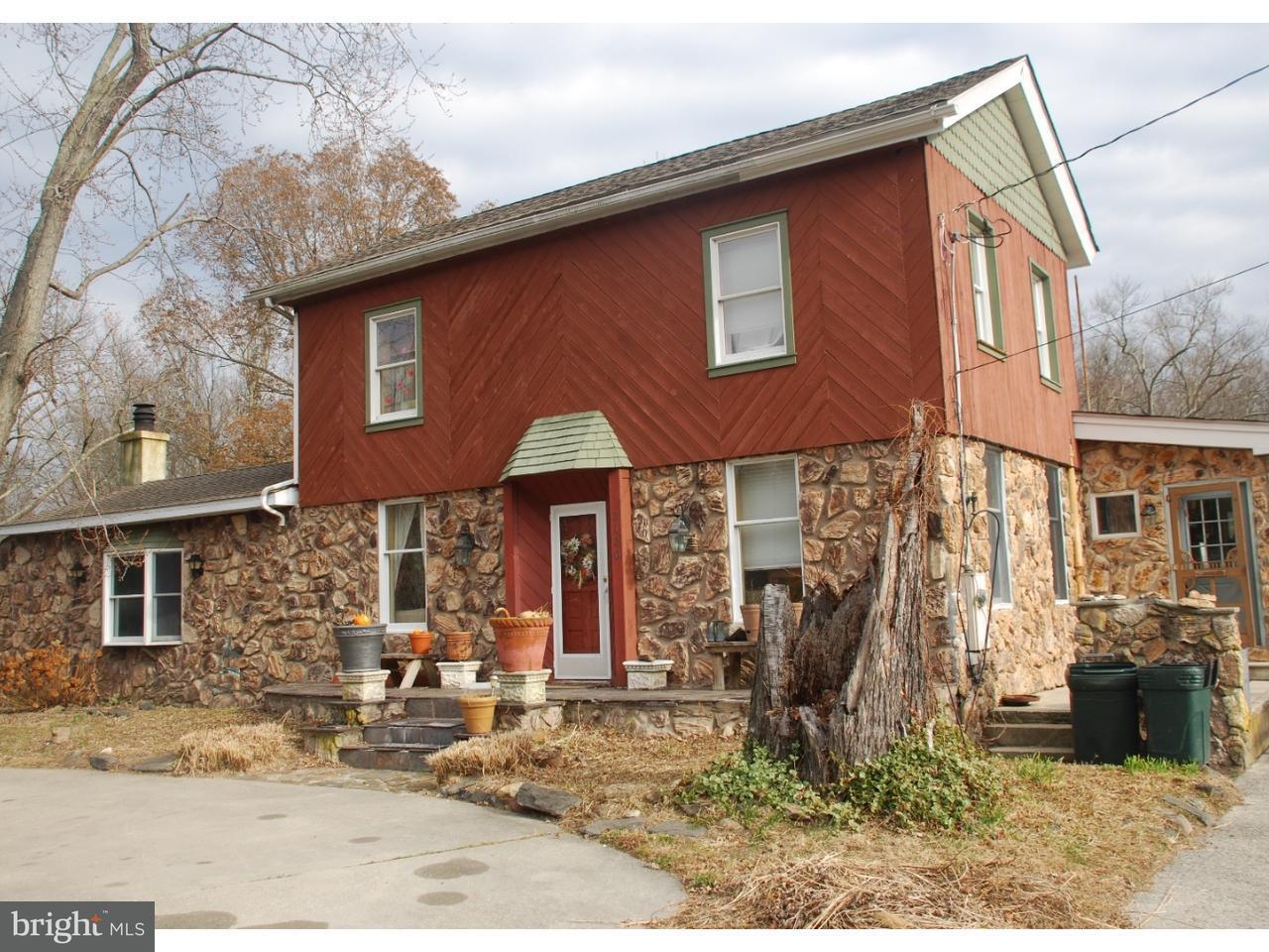 Частный односемейный дом для того Продажа на 2120 ROUTE 47 Woodbine, Нью-Джерси 08270 Соединенные Штаты