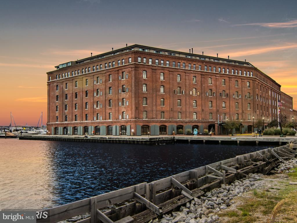 Appartement voor Verkoop een t 1000 Fell St #621 1000 Fell St #621 Baltimore, Maryland 21231 Verenigde Staten