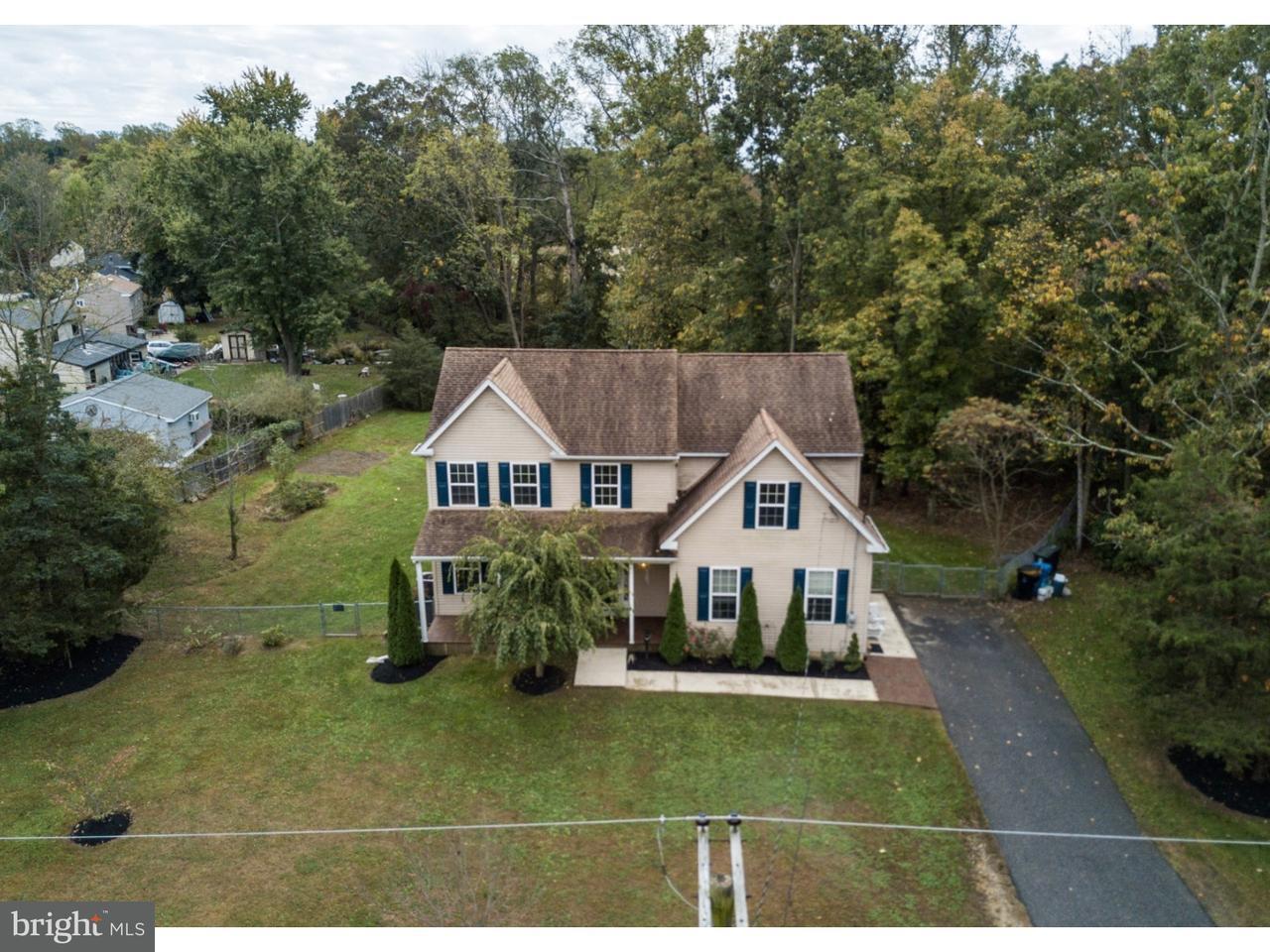 Частный односемейный дом для того Аренда на 669 AUSTIN Street Mantua, Нью-Джерси 08051 Соединенные Штаты