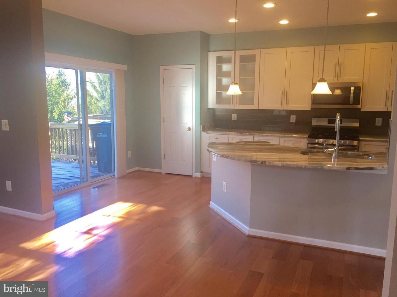 Maison accolée pour l Vente à 20845 Miranda Falls Sq 20845 Miranda Falls Sq Sterling, Virginia 20165 États-Unis