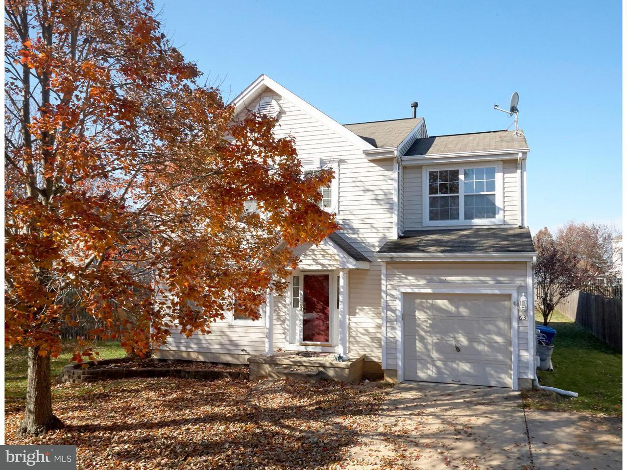 独户住宅 为 销售 在 63 BENTWOOD Drive Westampton, 新泽西州 08060 美国