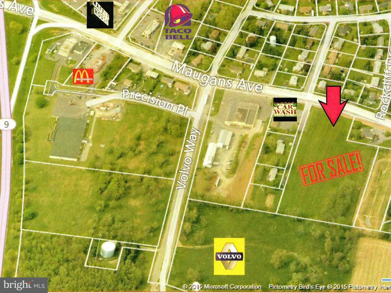土地 のために 売買 アット Maugans Avenue Maugans Avenue Hagerstown, メリーランド 21740 アメリカ合衆国