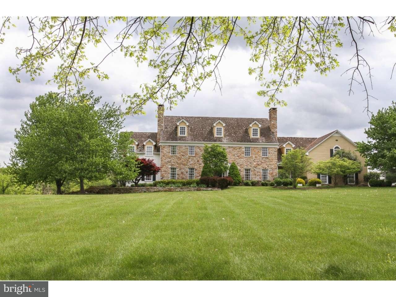 Maison unifamiliale pour l Vente à 3169 DEER CREEK Road Collegeville, Pennsylvanie 19426 États-Unis