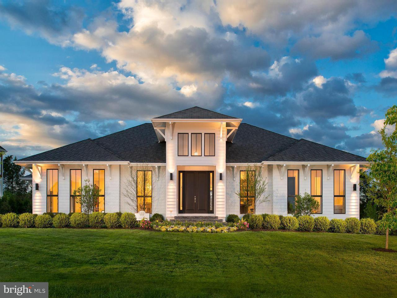 Single Family Home for Sale at Blue Star Court Blue Star Court Aldie, Virginia 20105 United States