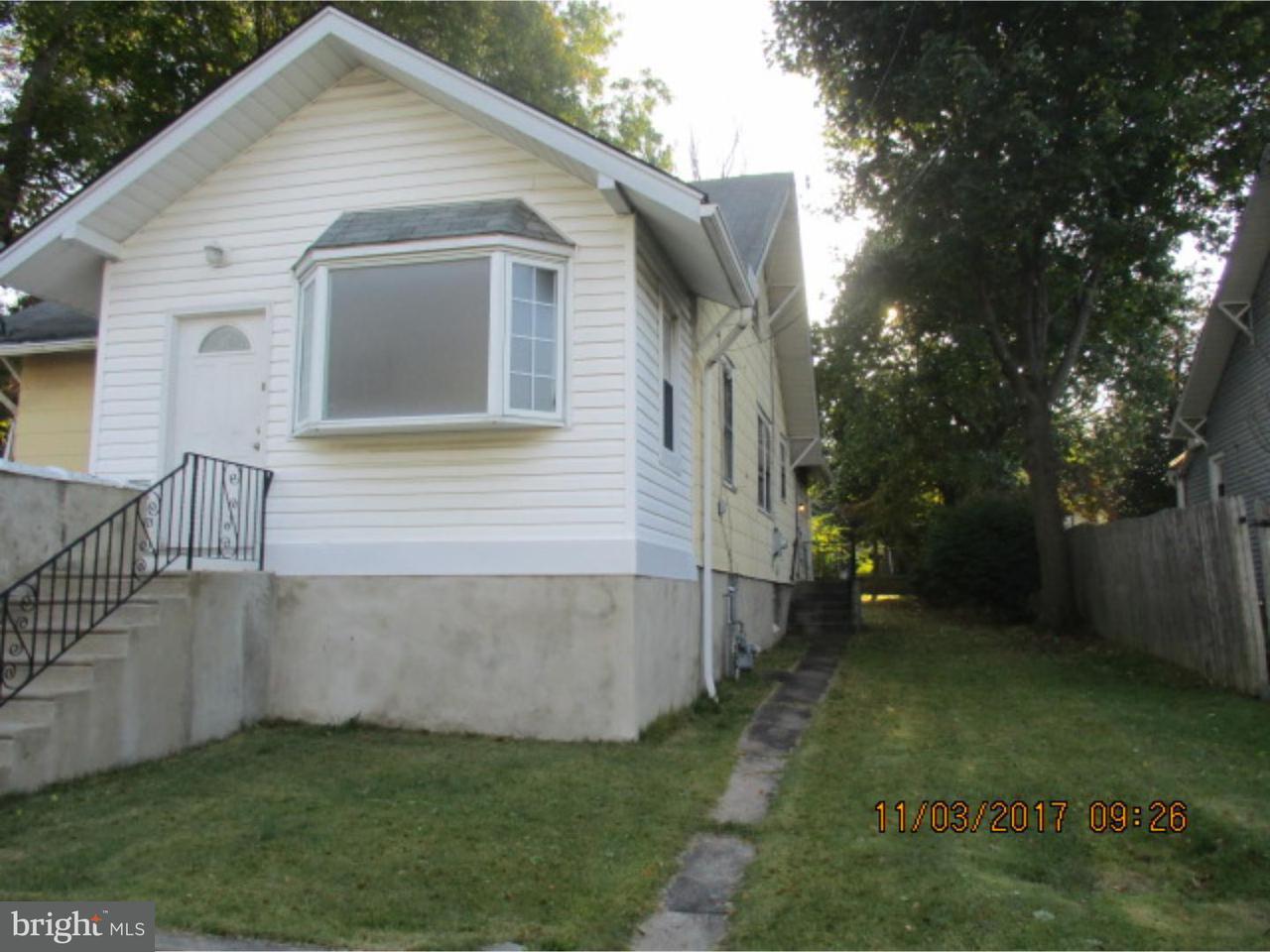 Частный односемейный дом для того Продажа на 116 S FOX Street Rockledge, Пенсильвания 19046 Соединенные Штаты