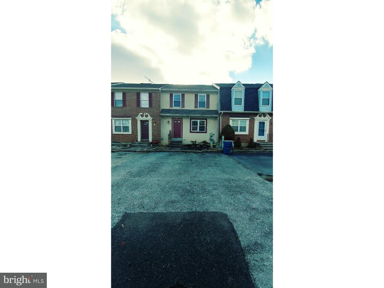 Townhouse for Rent at 1142 OLD FORGE Road New Castle, Delaware 19720 United States