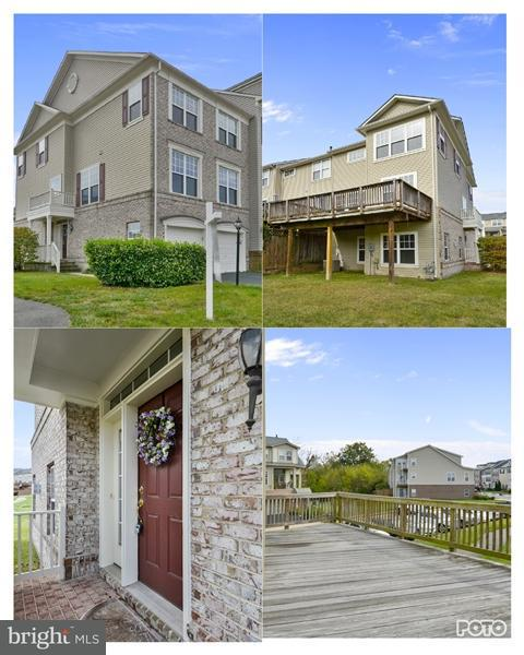 Townhouse for Sale at 43229 BROXTON TER 43229 BROXTON TER Broadlands, Virginia 20148 United States