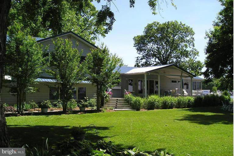 Casa Unifamiliar por un Venta en 46 PLUM SHORE Road 46 PLUM SHORE Road North East, Maryland 21901 Estados Unidos