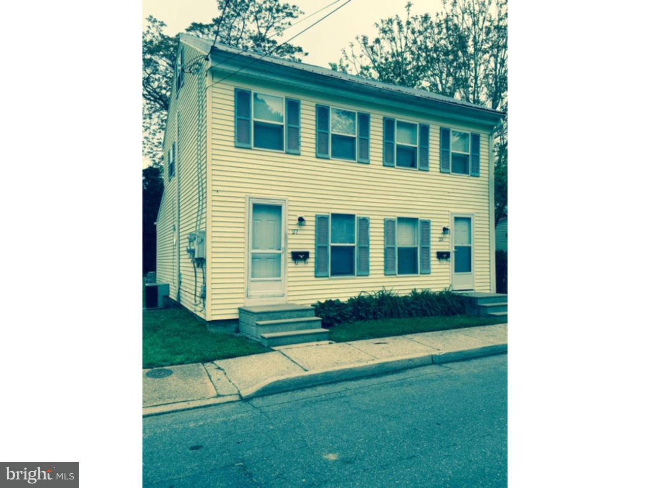 Duplex pour l à louer à 27 S SCHOOL Lane Smyrna, Delaware 19977 États-Unis