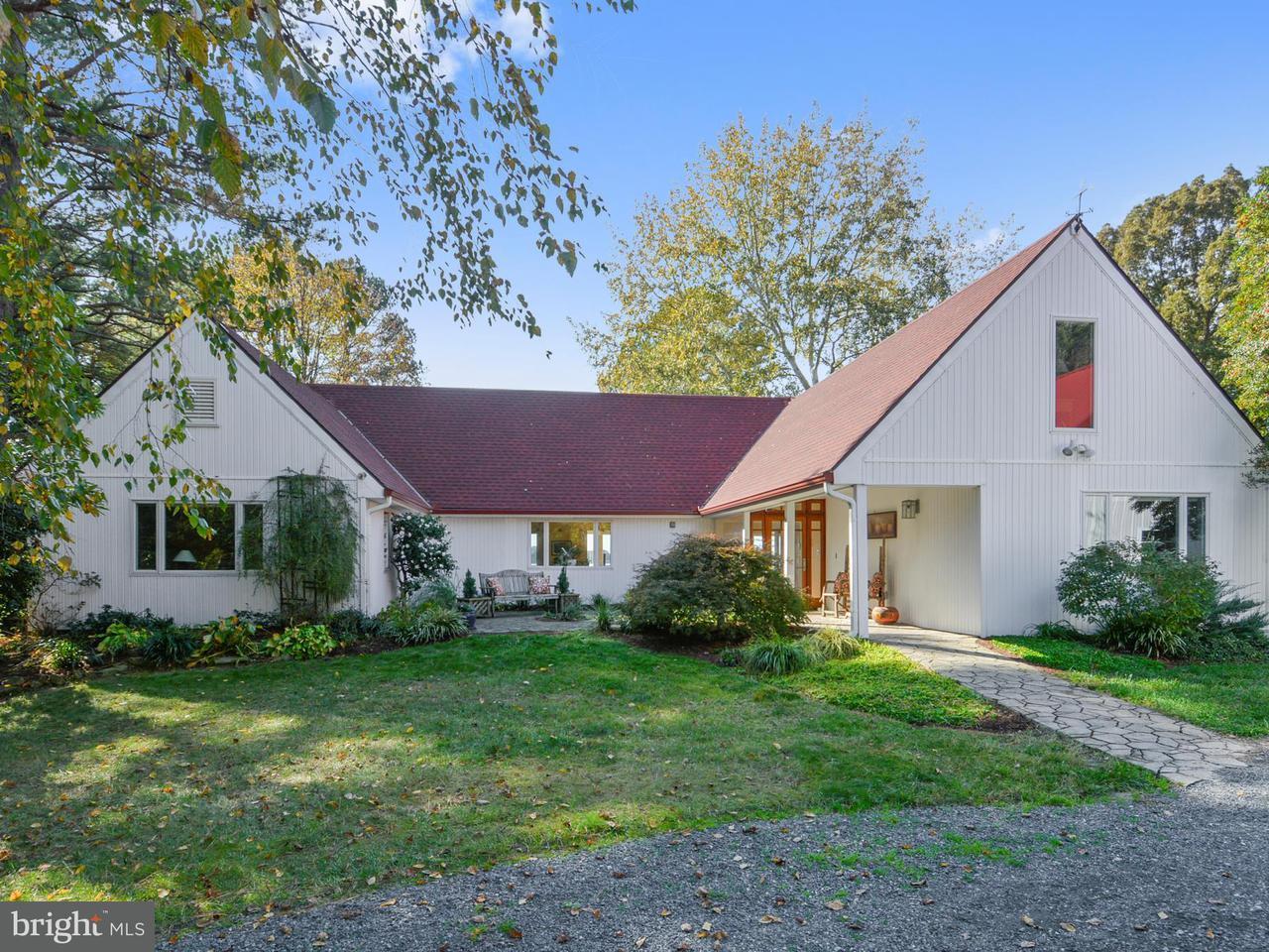 独户住宅 为 销售 在 6800 THORNETON Road 6800 THORNETON Road Royal Oak, 马里兰州 21662 美国