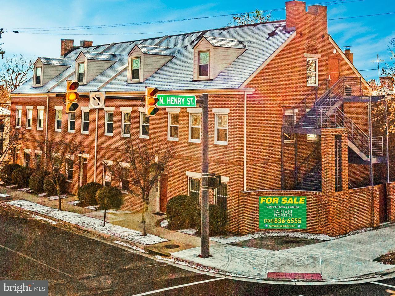 Commercial pour l Vente à 1020 PRINCESS Street 1020 PRINCESS Street Alexandria, Virginia 22314 États-Unis