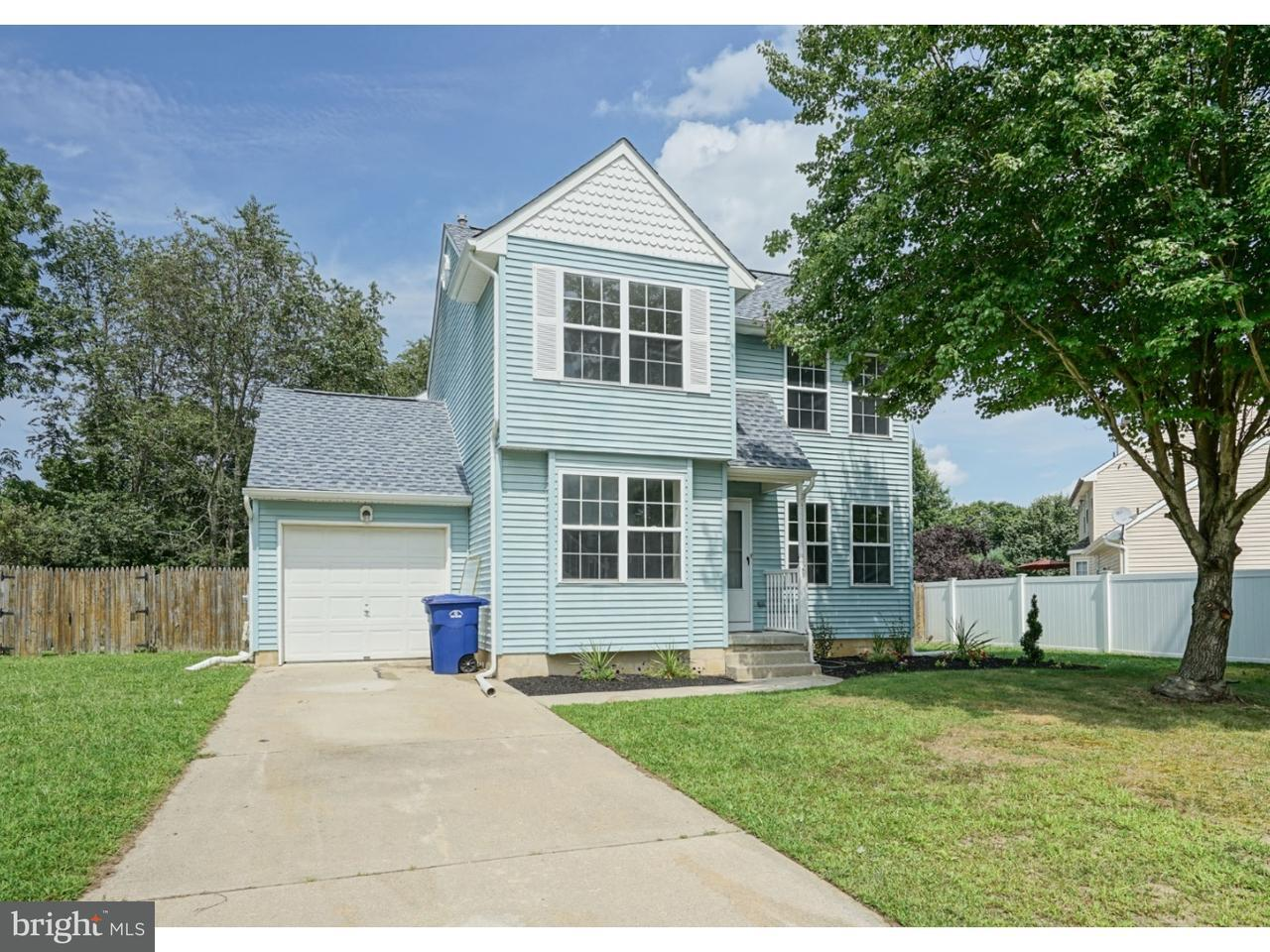 Townhouse for Rent at 3 PADDOCK WAY Mount Holly, New Jersey 08060 United States