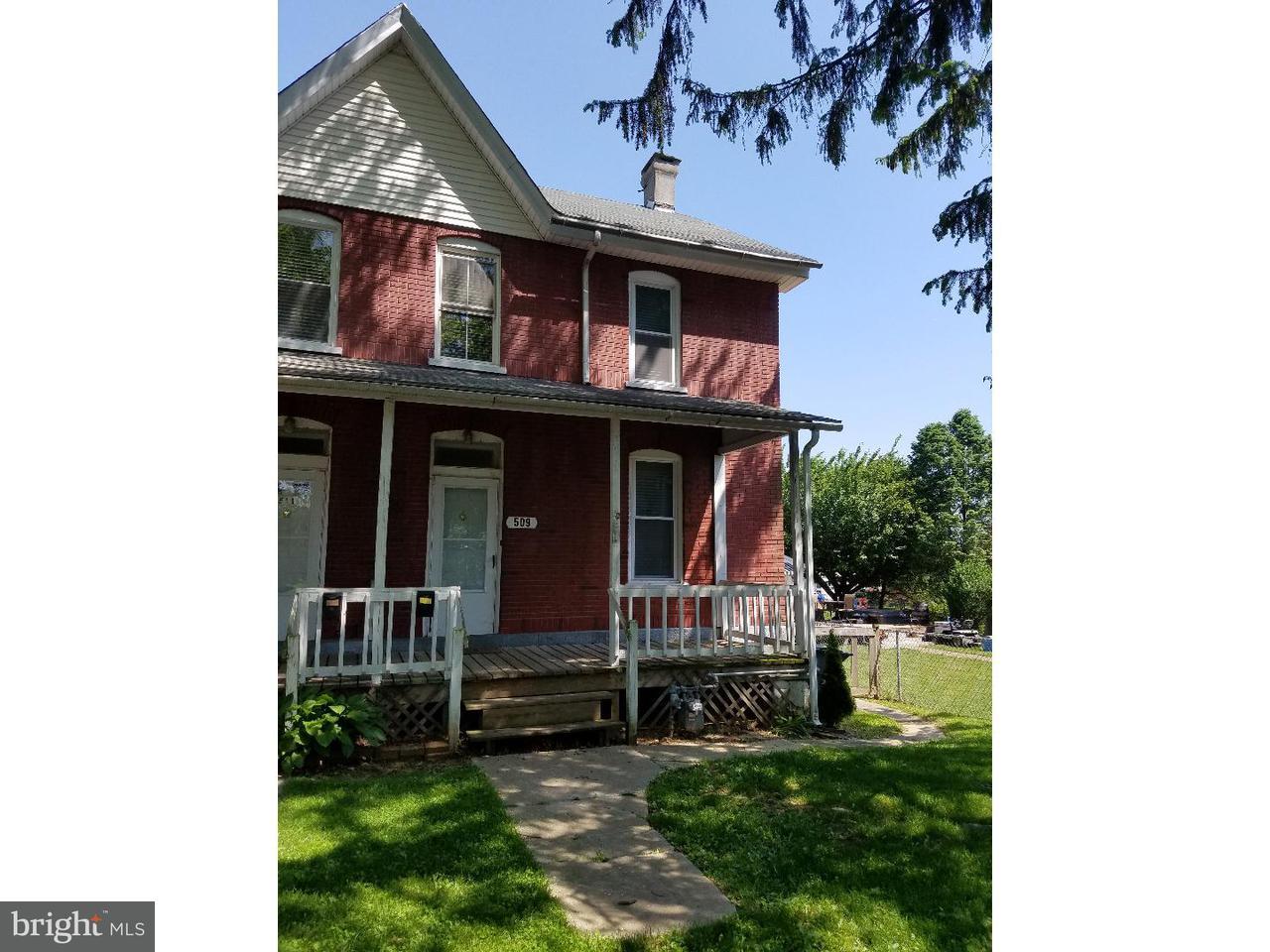 Maison accolée pour l à louer à 509 W 3RD Avenue Parkesburg, Pennsylvanie 19365 États-Unis