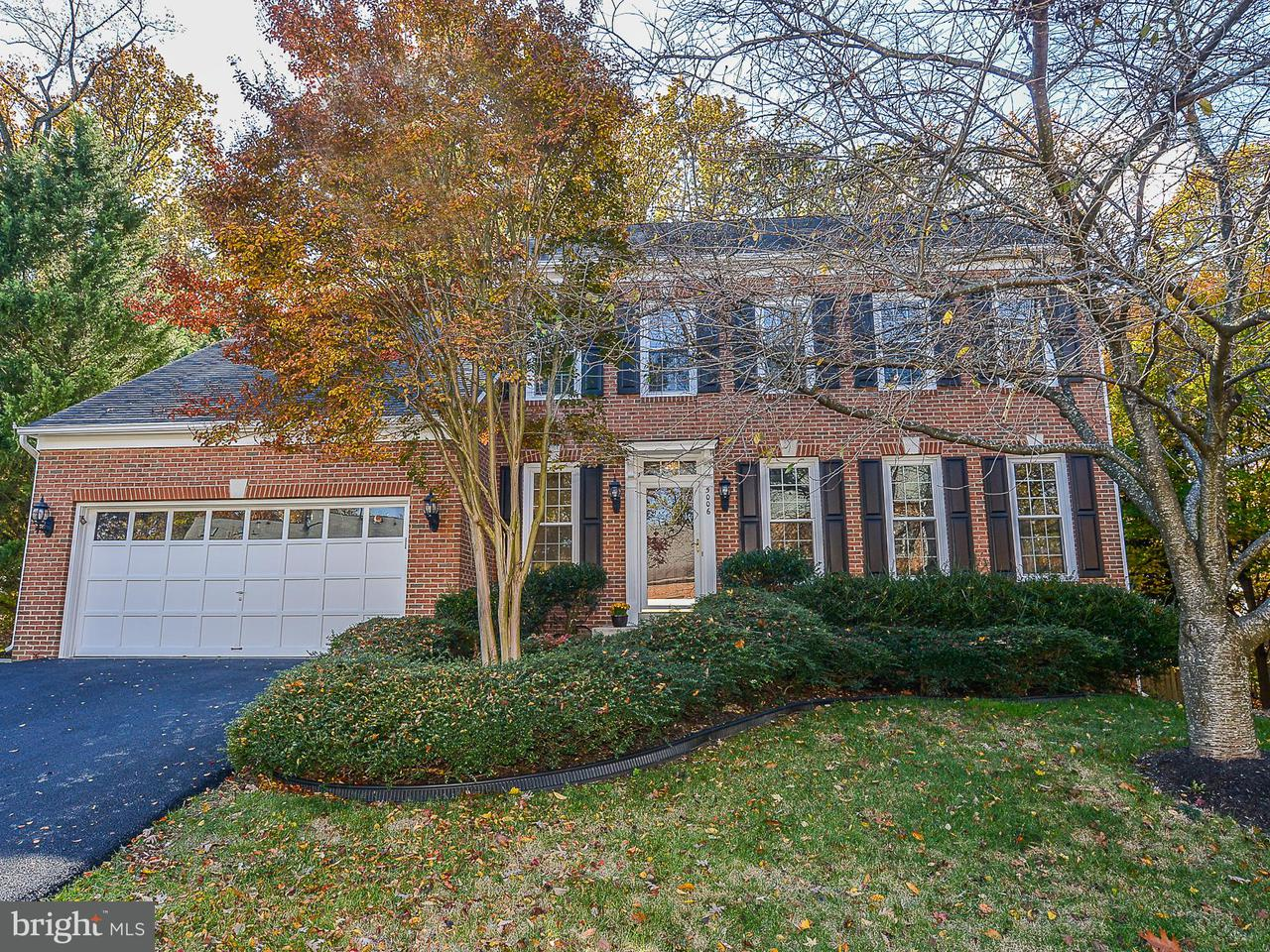 Single Family Home for Sale at 5006 WHISPER WILLOW Drive 5006 WHISPER WILLOW Drive Fairfax, Virginia 22030 United States