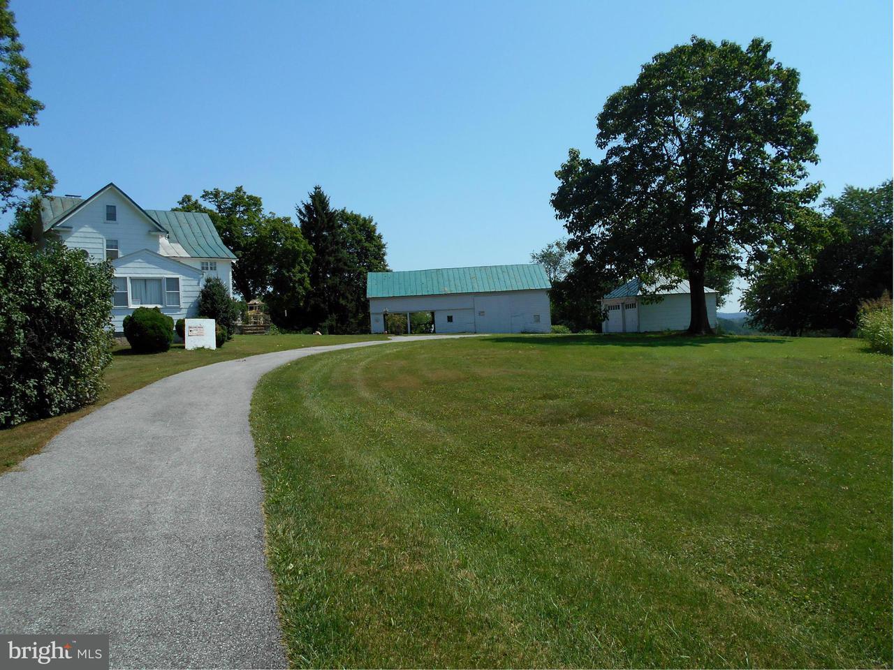 Maison unifamiliale pour l Vente à 3401 OLD GAMBER Road 3401 OLD GAMBER Road Finksburg, Maryland 21048 États-Unis