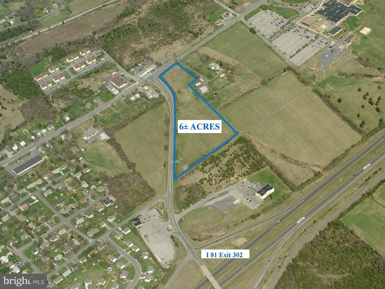 Land for Sale at 1 Reliance Road 1 Reliance Road Middletown, Virginia 22645 United States