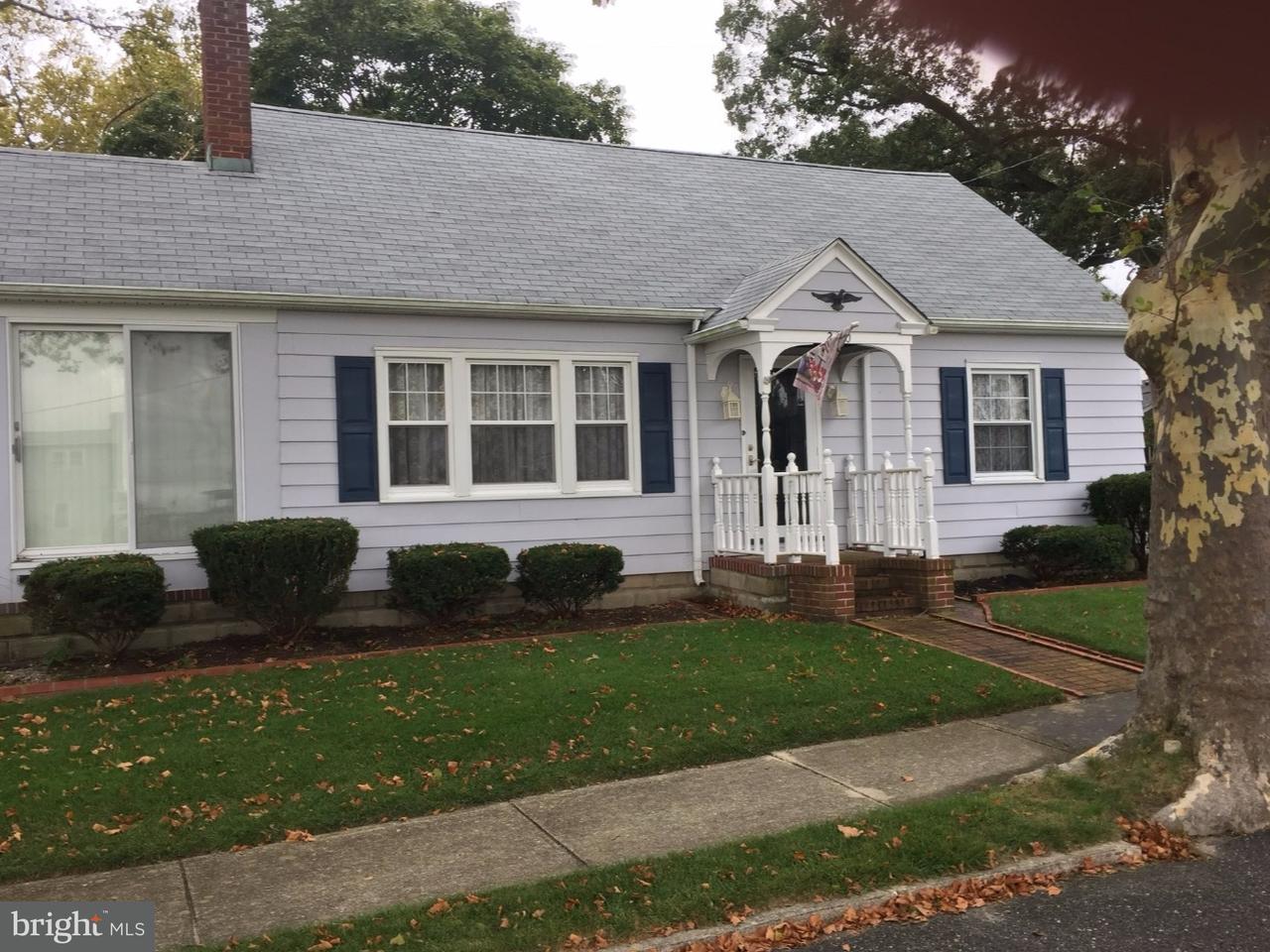 Частный односемейный дом для того Продажа на 200 EUCLID Drive Absecon, Нью-Джерси 08201 Соединенные Штаты