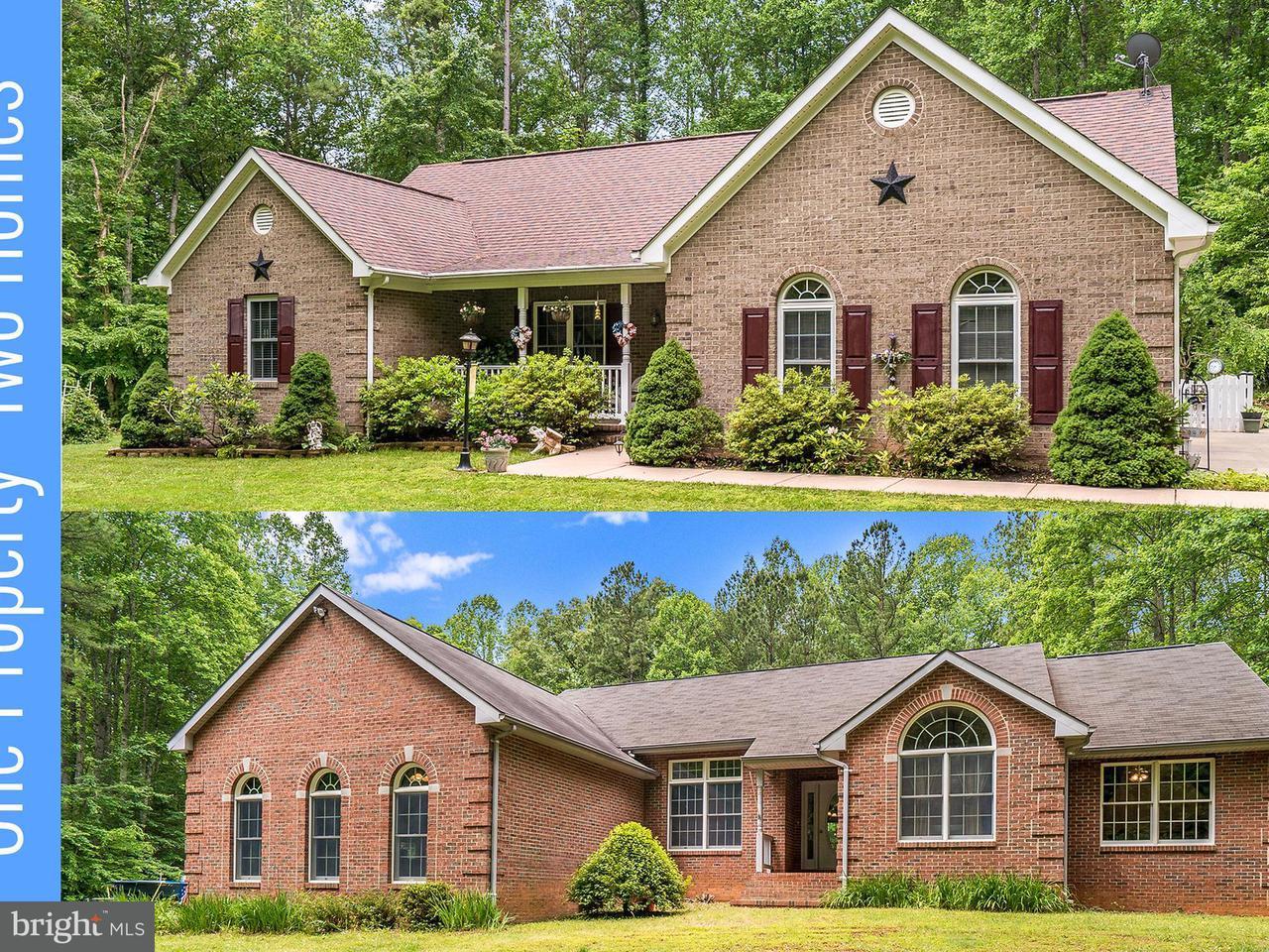 Einfamilienhaus für Verkauf beim 4300 SUMERDUCK Road 4300 SUMERDUCK Road Sumerduck, Virginia 22742 Vereinigte Staaten