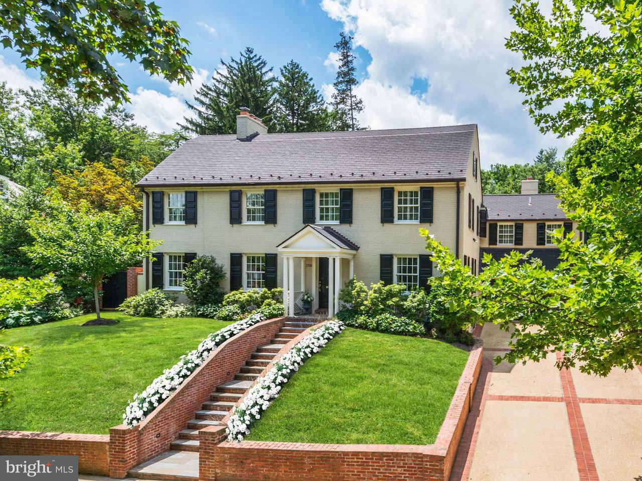 Single Family Home for Sale at 1726 HOBAN RD NW 1726 HOBAN RD NW Washington, District Of Columbia 20007 United States