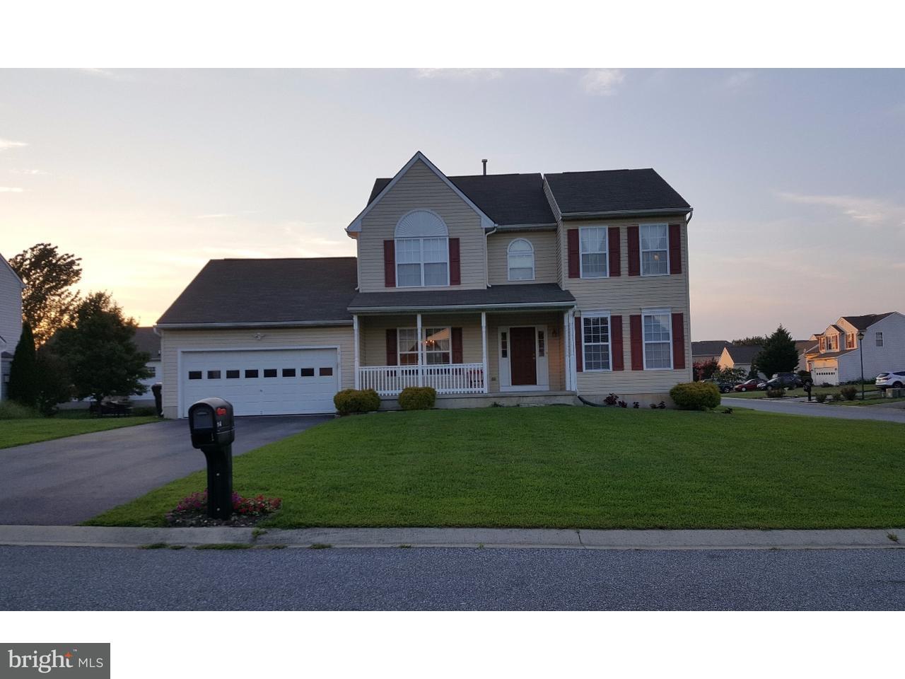 Maison unifamiliale pour l Vente à 14 SOUTHWELL Court Cheswold, Delaware 19904 États-Unis