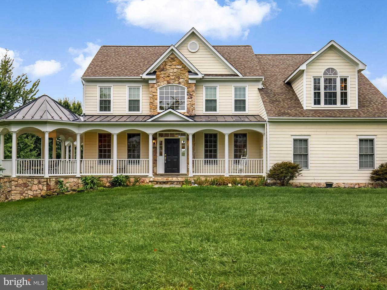 Single Family Home for Sale at 16777 OLD WATERFORD Road 16777 OLD WATERFORD Road Paeonian Springs, Virginia 20129 United States