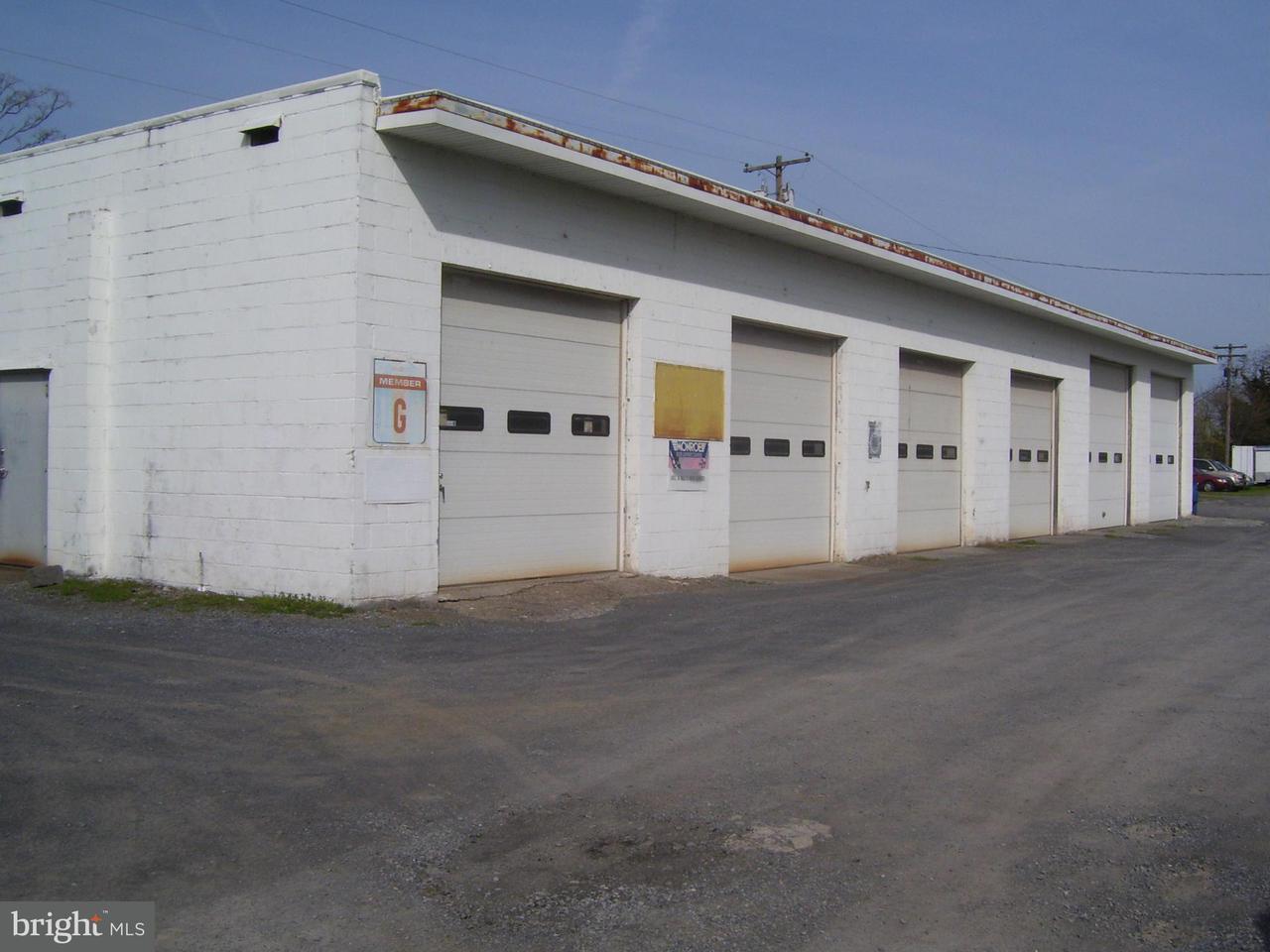 상업용 용 매매 에 419 FRONT ROYAL PIKE 419 FRONT ROYAL PIKE Winchester, 버지니아 22602 미국