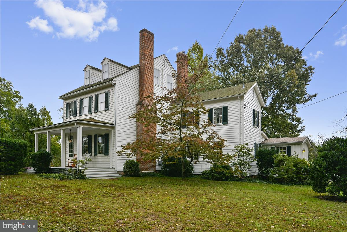 Single Family Home for Sale at 159 OWENSVILLE Road 159 OWENSVILLE Road West River, Maryland 20778 United States
